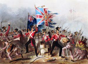 The Opium Wars Art