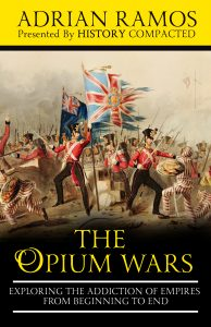 The Opium Wars Kindle Cover
