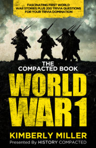WW1 Book Cover