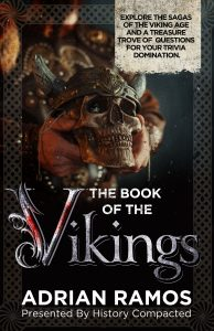 The Book of the Vikings book cover