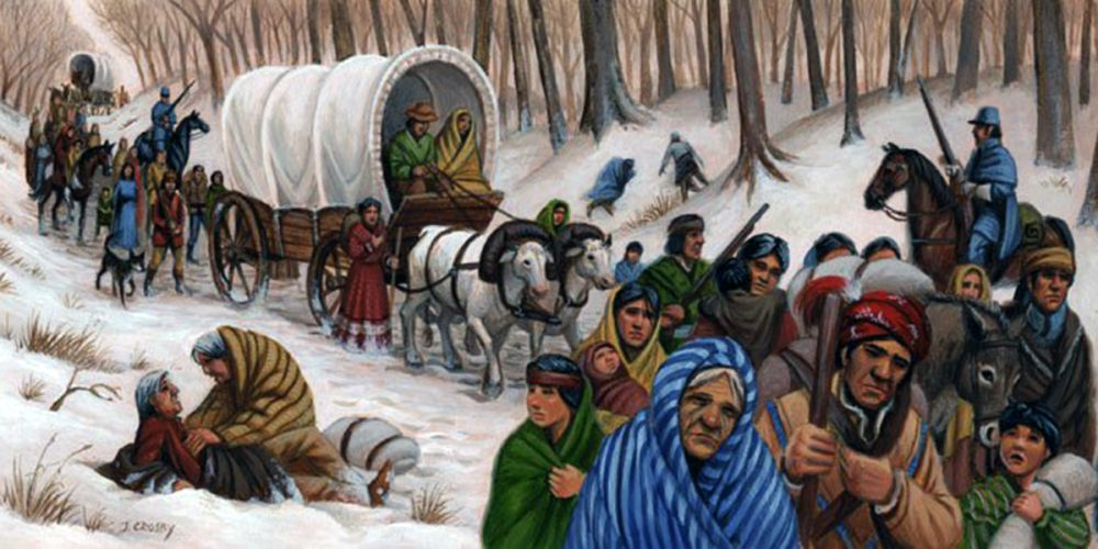 The Trail of Tears Featured Image