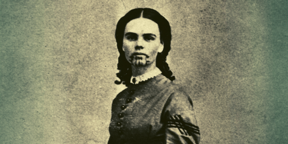 Olive Oatman Kindle cover